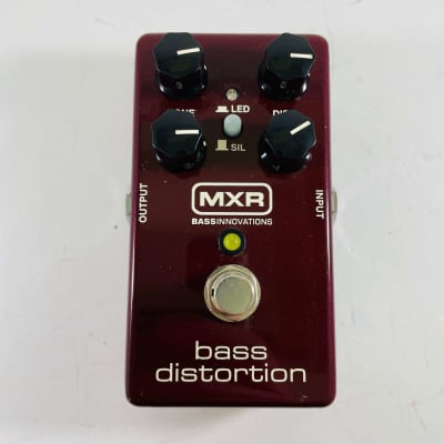 MXR M85 Bass Distortion Pedal *Sustainably Shipped*