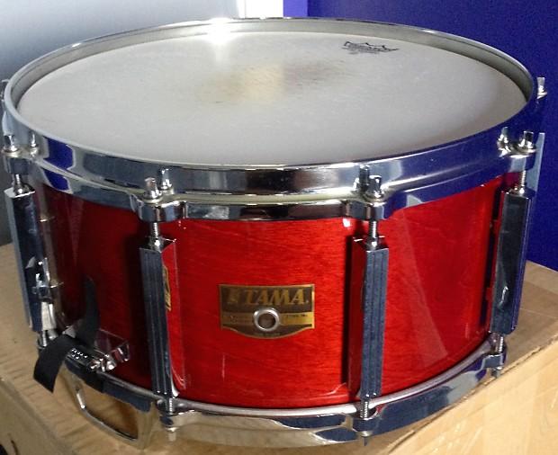 vintage 1986 tama artwood snare drum price reduced reverb. Black Bedroom Furniture Sets. Home Design Ideas