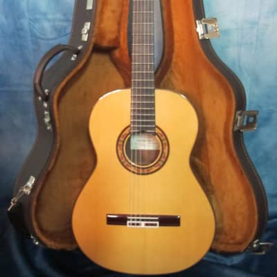 Hnos. Sanchis Lopez Classical Guitar 1F Extra Pauferro 2016 Natural Finish w/ Hardcase for sale