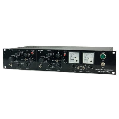 Thermionic Culture Earlybird 2.2 2-Channel Mic Preamp / Equalizer