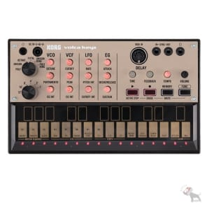 Korg Volca Keys Compact Portable Analogue Polyphonic Synthesizer with Loop Sequencer