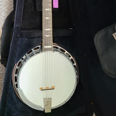 Aria 5 String baritone banjo 1980's  year ??? for sale
