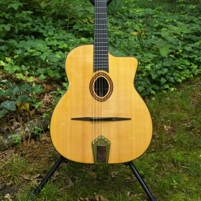 Michael Dunn Belleville Gypsy Jazz Guitar 2008 for sale