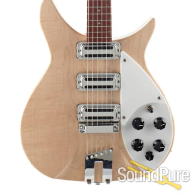 Rickenbacker 350V63 Mapleglo Electric Guitar #1819737 - Used for sale