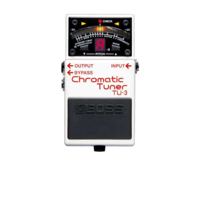 Boss TU-3 Chromatic Pedal Tuner for sale