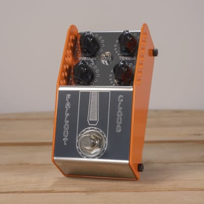 Thorpy FX Fallout Cloud Fuzz Boost Guitar Pedal for sale