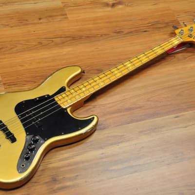 Fender Custom Shop '75 Jazz Bass Relic