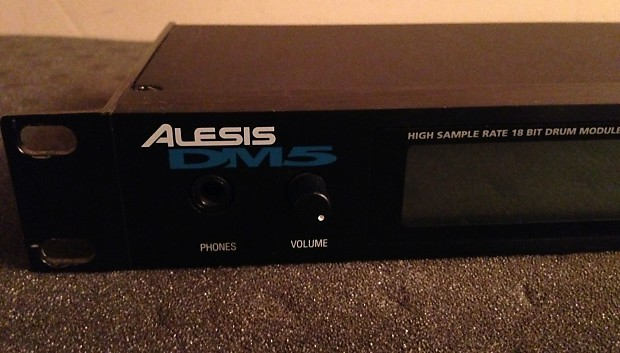 alesis dm5 drum trigger module reverb. Black Bedroom Furniture Sets. Home Design Ideas