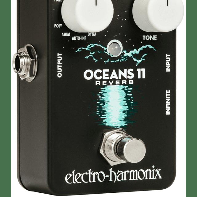 Electro-Harmonix Oceans Eleven Digital Reverb Effects Pedal image