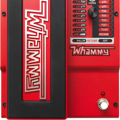 DigiTech Whammy 5 Pitch Shift Pedal for sale