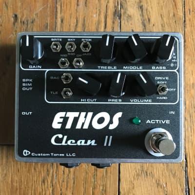 Custom Tones Ethos Clean II Preamp