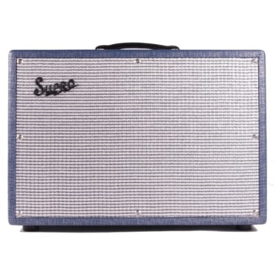 Supro Dual Tone Blue for sale
