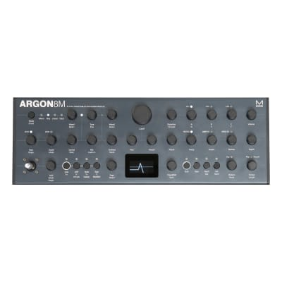 Modal Electronics Argon8M 8 Voice Wavetable Synthesizer Module