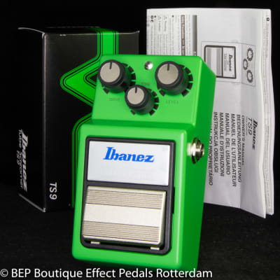 Ibanez TS9 Tube Screamer made in Japan