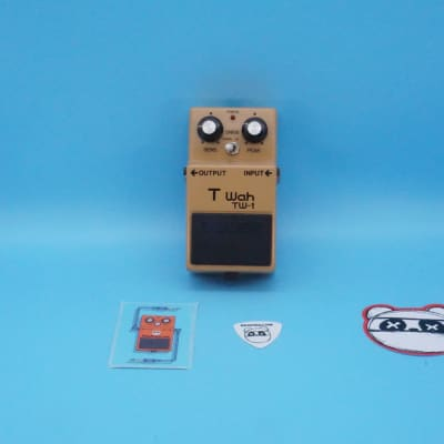 Boss TW-1 Touch Wah Pedal | Serial Number 0500 | Rare MIJ 1981 | Fast Shipping!