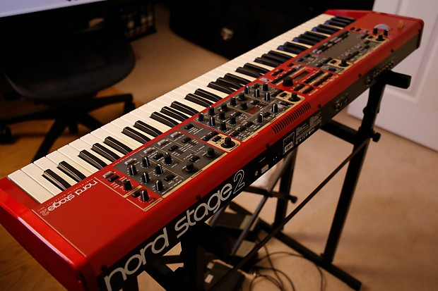 Nord Stage 2 Sw73 : nord stage 2 sw73 73 key semi weighted waterfall stage piano reverb ~ Russianpoet.info Haus und Dekorationen