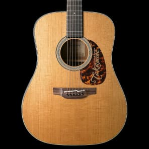 Takamine EF340S-TT Thermal Top Dreadnought Acoustic-Electric Guitar