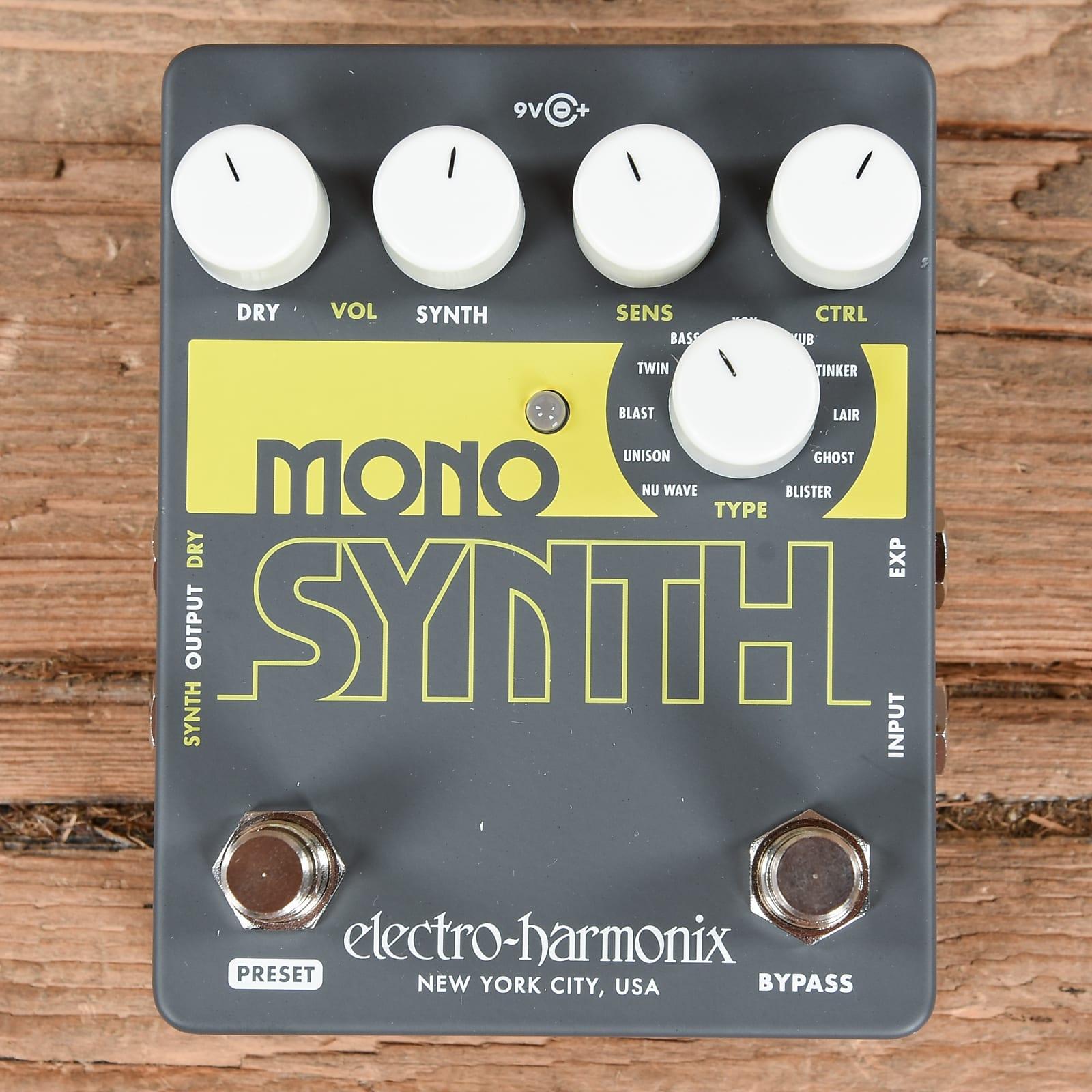Electro-Harmonix Guitar Mono Synth MINT