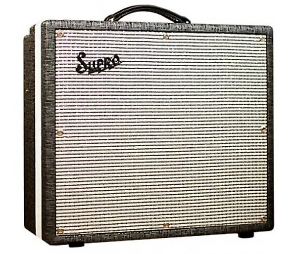 new supro 1695t black magick 1x12 tube guitar combo reverb. Black Bedroom Furniture Sets. Home Design Ideas