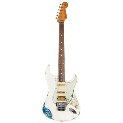 Fender Custom Shop White Lightning Stratocaster Relic