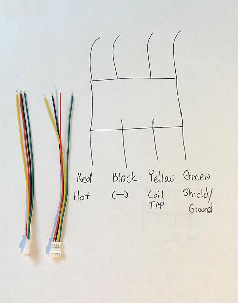 Burstbucker Pro Wiring Diagram