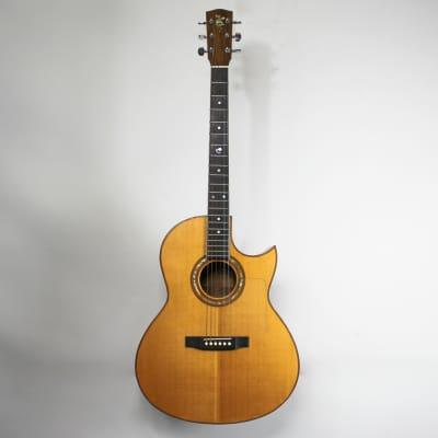 Manzer 1979 Acoustic Cutaway, Linda Manzer's 7th Guitar for sale