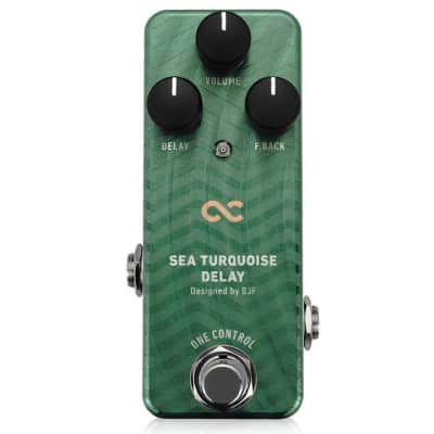 One Control BJF Sea Turquoise Delay for sale
