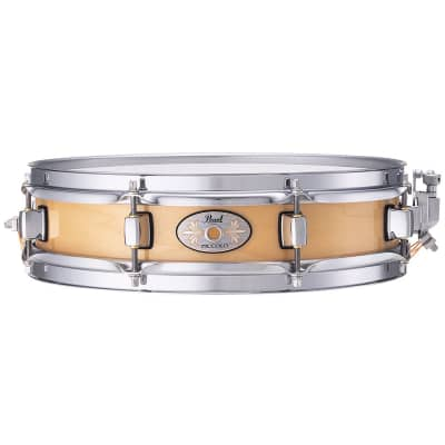 "Pearl M1330 13x3"" Maple Piccolo Snare Drum"