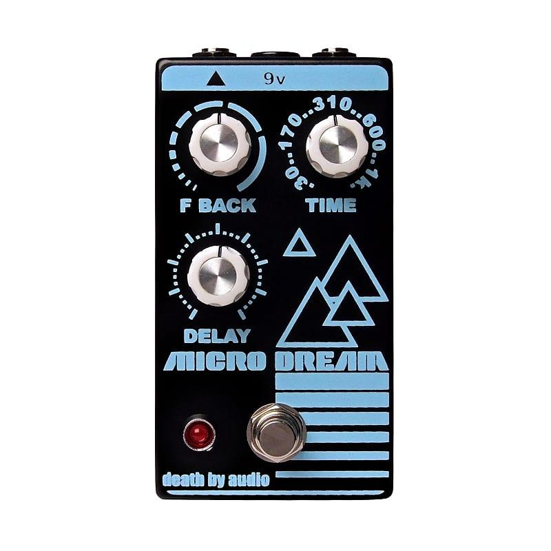 Death By Audio DBA Micro Dream Delay Effects Pedal