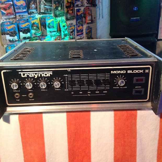 Vintage Traynor Store Guitar Center