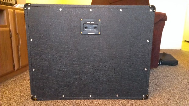 marshall 1936 2x12 guitar cabinet closed back reverb. Black Bedroom Furniture Sets. Home Design Ideas