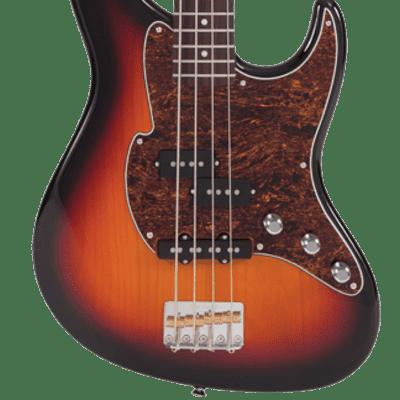 Fret-King FKV4OCB Perception Bass Original Classic Burst (B Stock) for sale