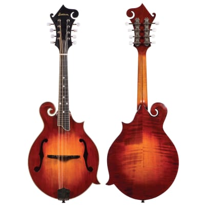 Eastman MD515/V Varnish Finish Mandolin