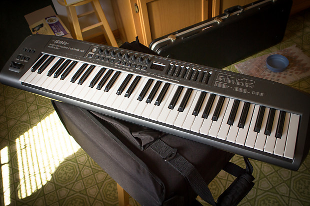 EDIROL MIDI KEYBOARD PCR-M80 DRIVER DOWNLOAD FREE