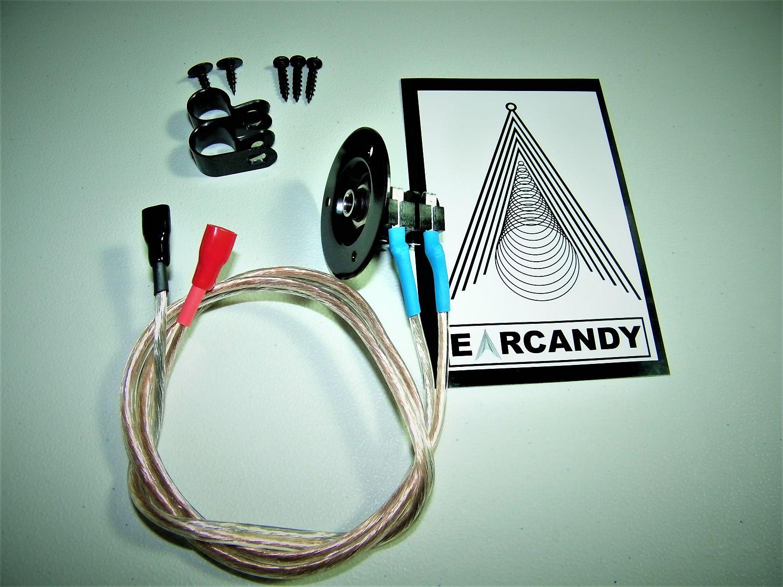 Ear Candy MIL SPEC 1x10 1x12 1x15 guitar amp speaker cab wiring ...