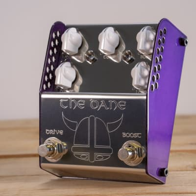 Thorpy FX - THE DANE Overdrive and Booster, Peter