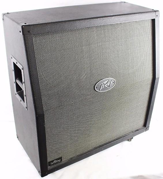 Peavey ValveKing 4x12 Speaker Cabinet - Slant   Reverb