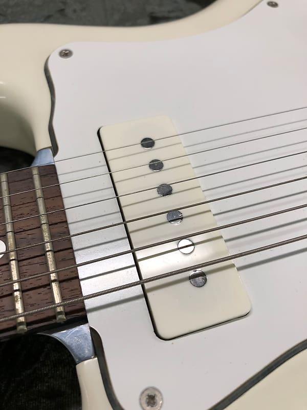 Travis Bean TB500 #14 1976 White | Electrical Guitar Company | Reverb