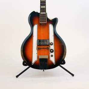 Airline Town And Country Red Burst 1963