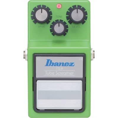 Ibanez TS9 Tube Screamer Effect Pedal for sale