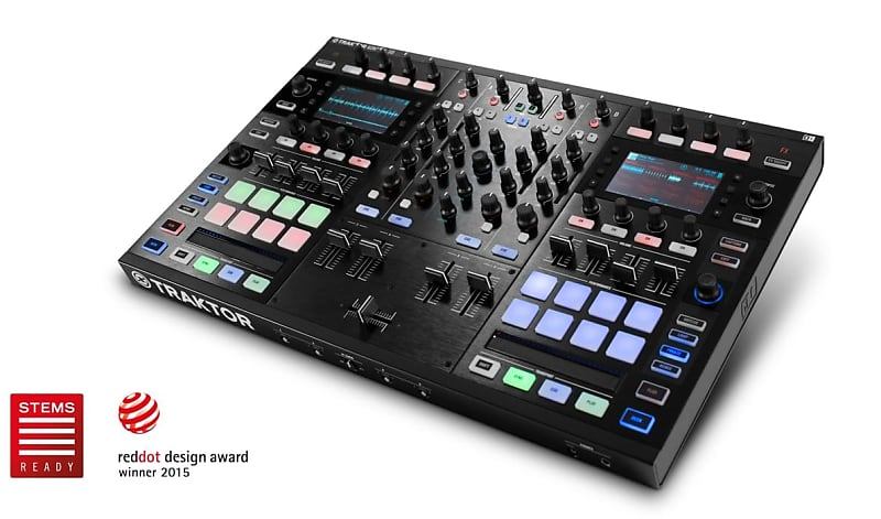 Native Instruments Traktor Kontrol S8 - compatible STEMS