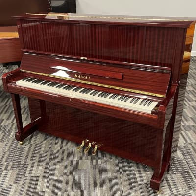 Kawai K-50E 2001 Polished Mahogany - Picarzo Pianos
