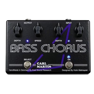 Carl Martin Bass Chorus Pedal