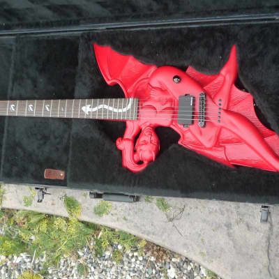 ESP LTD Devil Girl as new w/ HSC for sale