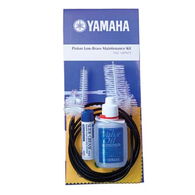 Yamaha Low Brass Piston Valve Maintenance Kit