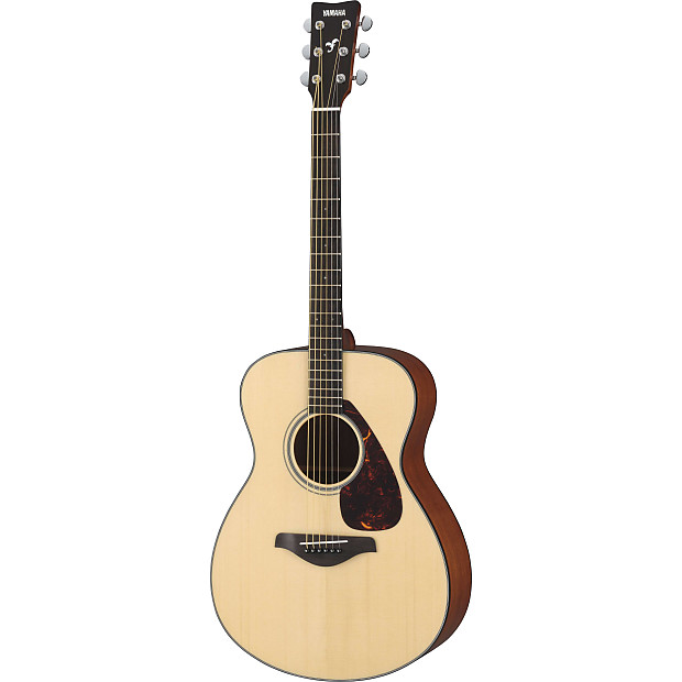 Brand new yamaha fs700s solid top concert acoustic guitar for Yamaha guitar brands