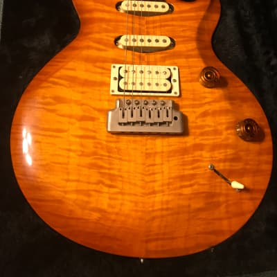 2004 McInturff Empress in Excellent Codition with Flametop Golden Sunset Finish 10++ Top! OHSC! for sale