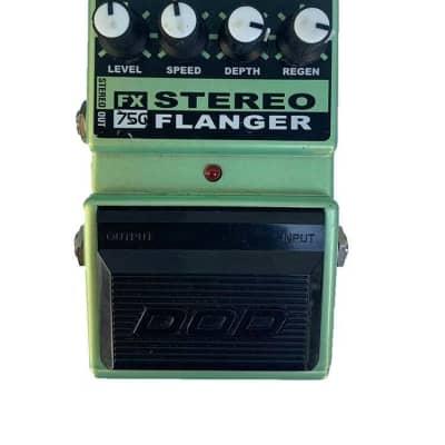 DOD Stereo Flanger FX-75C for sale