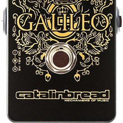 Catalinbread Galileo Overdrive Guitar Effects Pedal