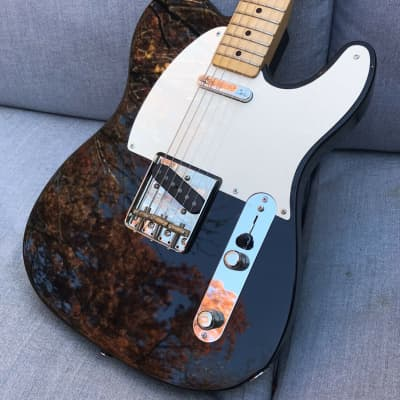 Rick Kelly Kellycaster Tele Style  (Carmine St Guitars) for sale